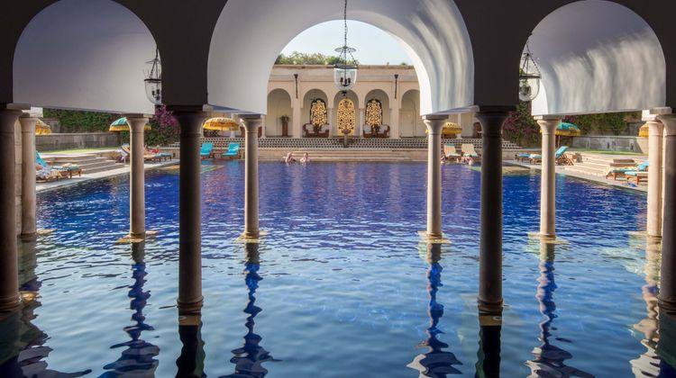 The Oberoi Amarvilas Pool