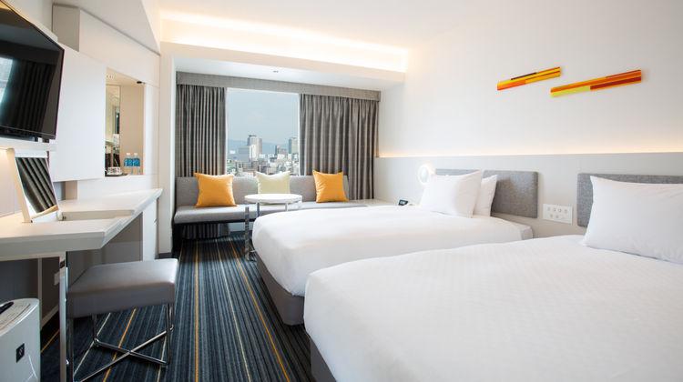 Hotel Nikko Osaka Room
