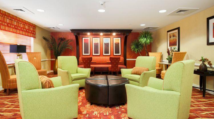 Residence Inn by Marriott Lobby