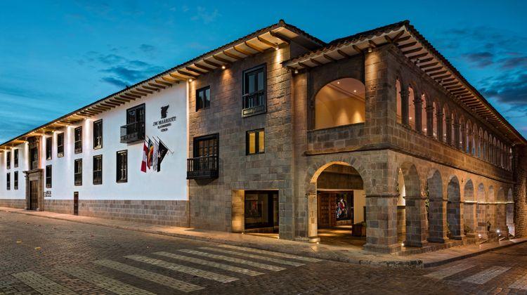 JW Marriott El Convento Cusco Exterior