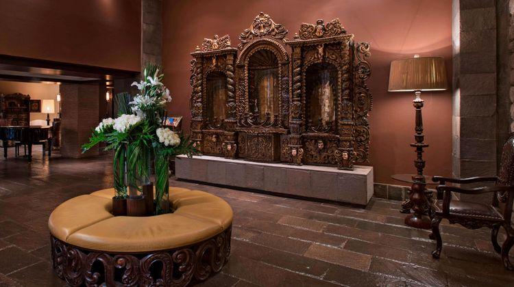 JW Marriott El Convento Cusco Lobby