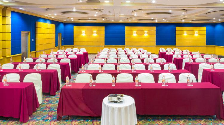 Holiday Inn Monterrey Parque Fundidora Meeting