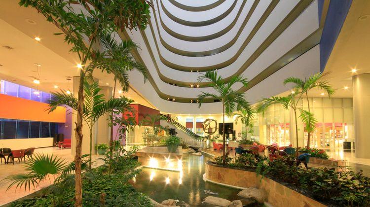 Holiday Inn Monterrey Parque Fundidora Lobby
