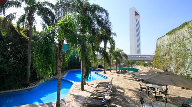 Holiday Inn Monterrey Parque Fundidora Pool