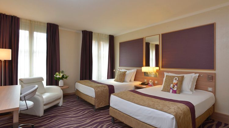 Crowne Plaza Toulouse Room