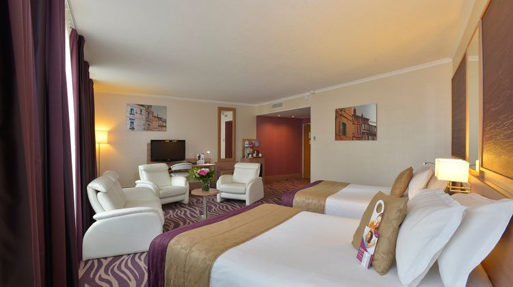 Crowne Plaza Toulouse Suite