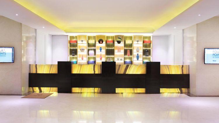 Four Points by Sheraton Medan Lobby
