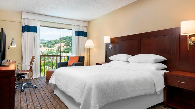 Four Points San Rafael Room