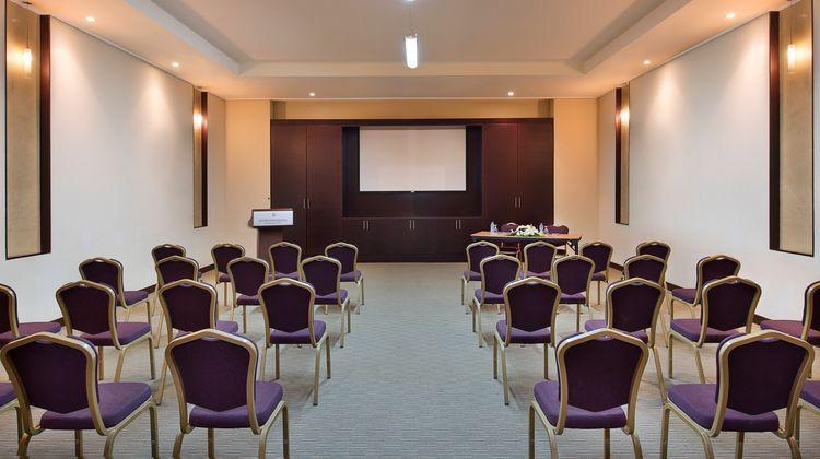 InterContinental Aqaba Meeting