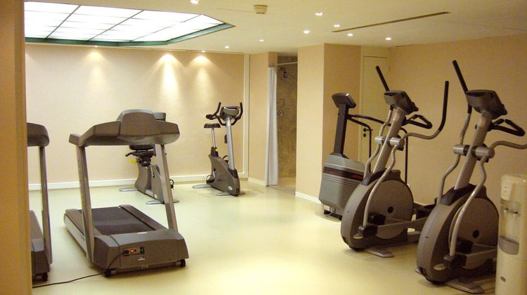 Crowne Plaza Toulouse Health Club