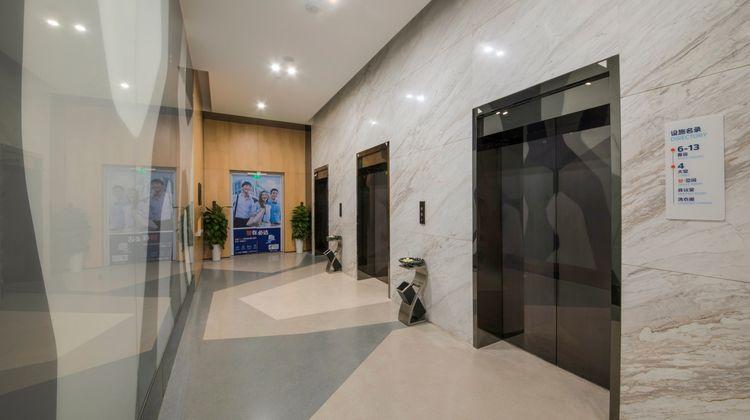 Holiday Inn Express Yantai YEDA Lobby