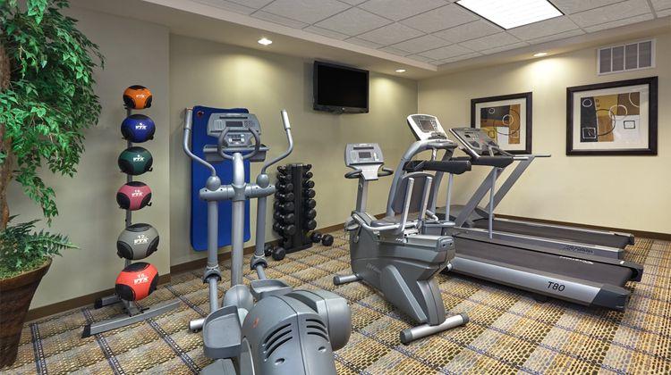 Holiday Inn Express Madison-Verona Health Club