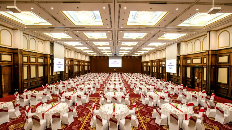 Crowne Plaza Bahrain Ballroom