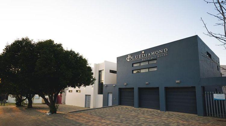 Blue Diamond Boutique Hotel Exterior