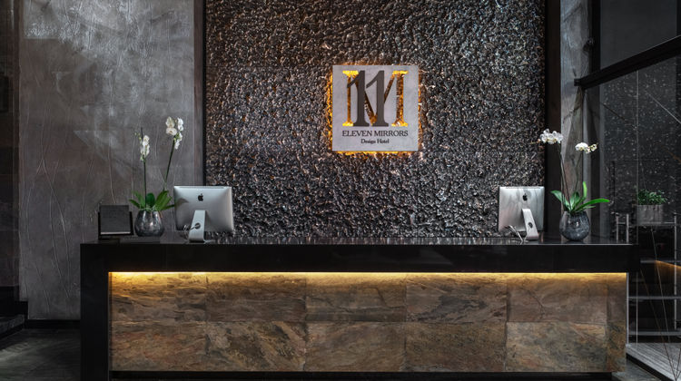 11 Mirrors, a Member of Design Hotels Lobby