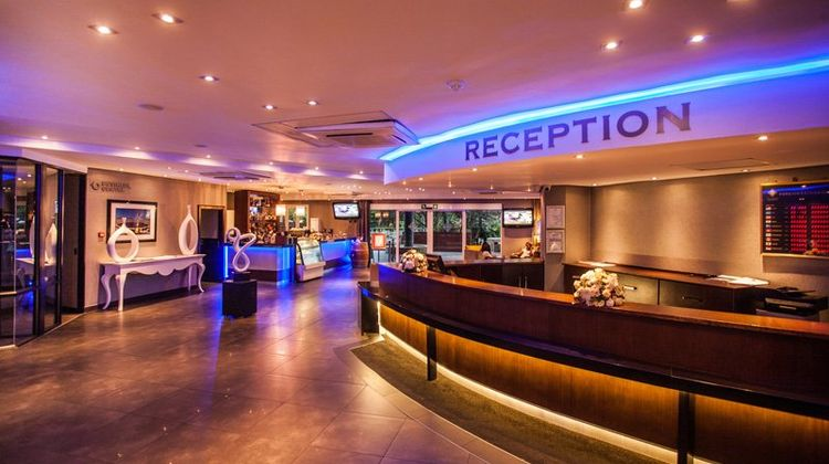 Coastlands Musgrave Hotel Lobby