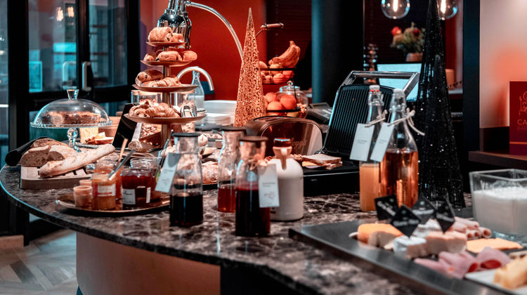 Ibis Styles Boulogne Centre Cathedrale Restaurant