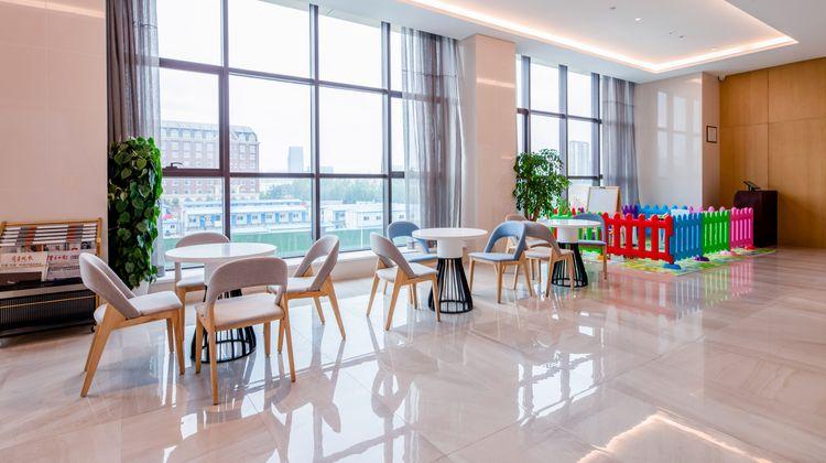 Holiday Inn Express Yantai Fulai Restaurant