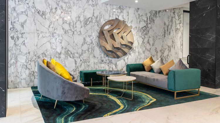 Hobart City Apartments Lobby