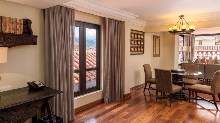 JW Marriott El Convento Cusco Suite