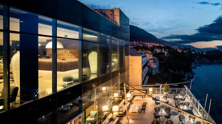 Hotel Bellevue Exterior