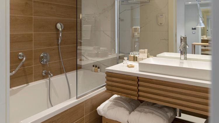 Hotel Bellevue Room