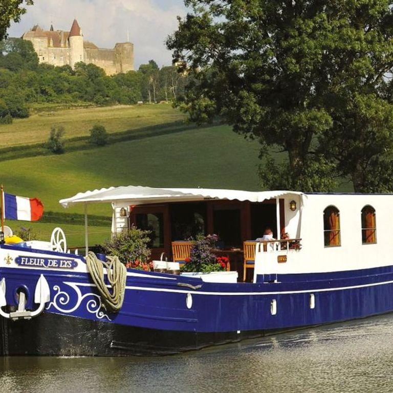Belmond Afloat in France Cruises & Ships