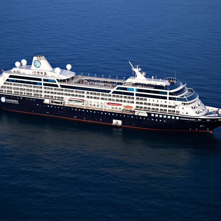 Azamara Cruises & Ships