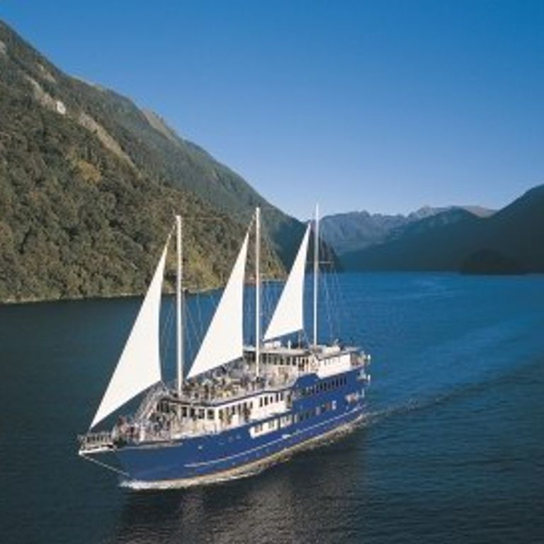 Real Journeys Cruises & Ships