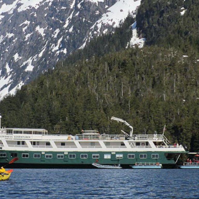 UnCruise Adventures Cruises & Ships