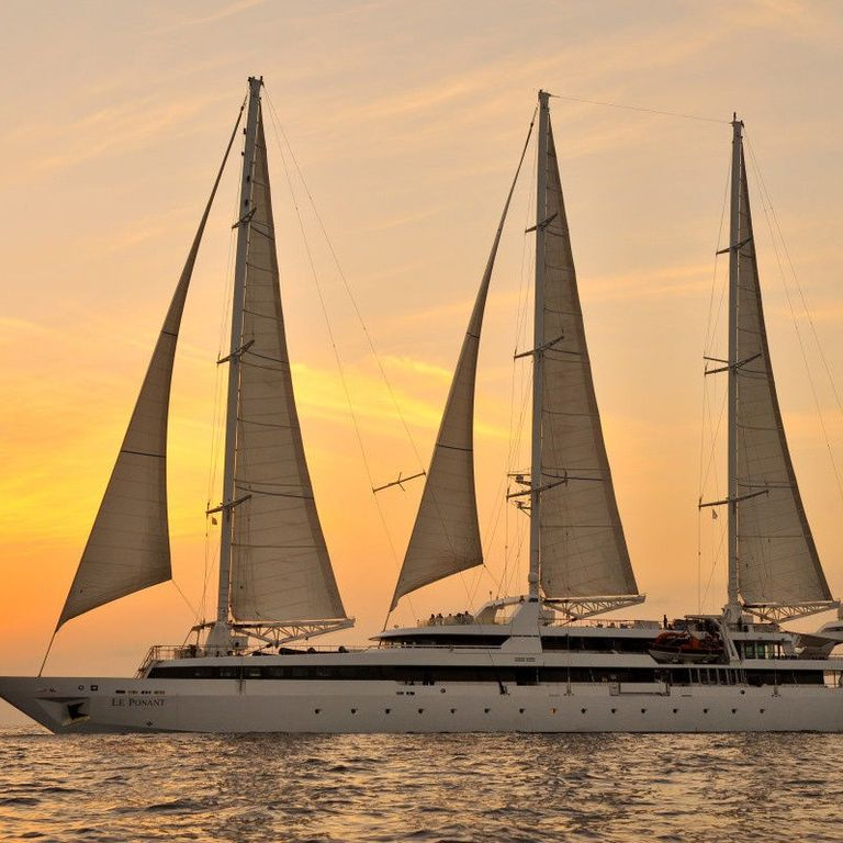 Ponant Cruises & Ships
