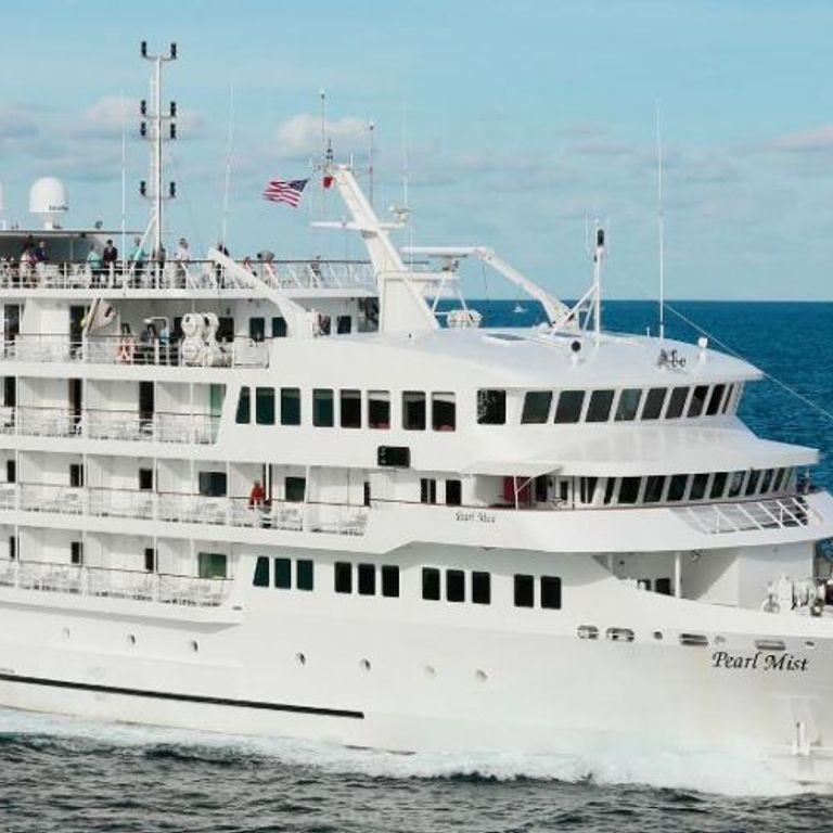 Pearl Seas Cruises Cruises & Ships