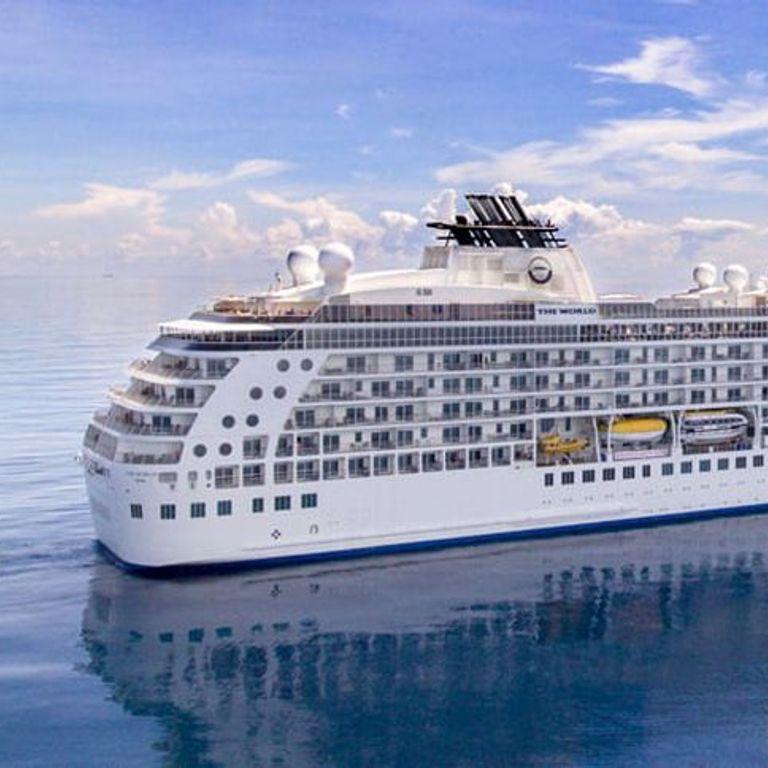 ResidenSea Ltd Cruises & Ships