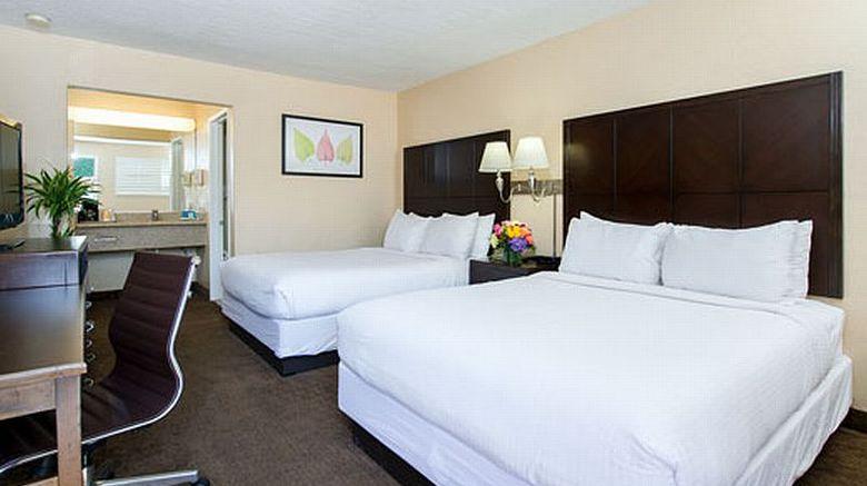 Alpine Inn Room