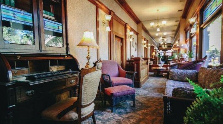 General Palmer Hotel Lobby