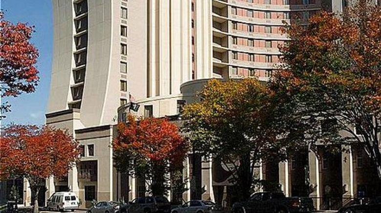 Sheraton Silver Spring Hotel Exterior
