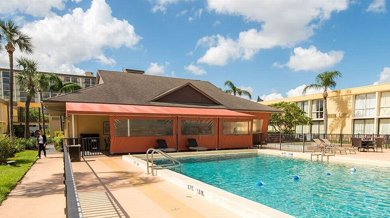 Floridian Express Hotel Pool
