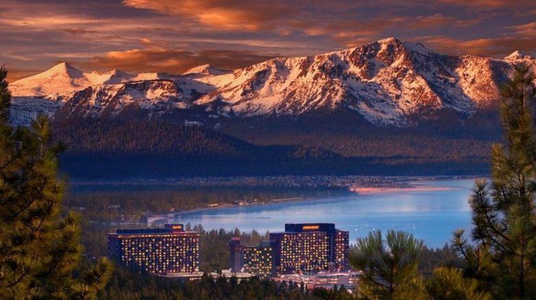 Harrahs Lake Tahoe Exterior