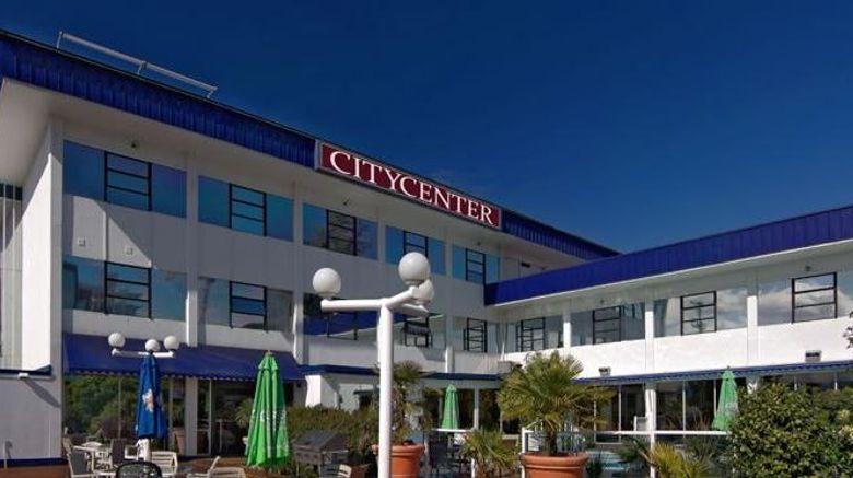 Capital City Center Hotel Exterior