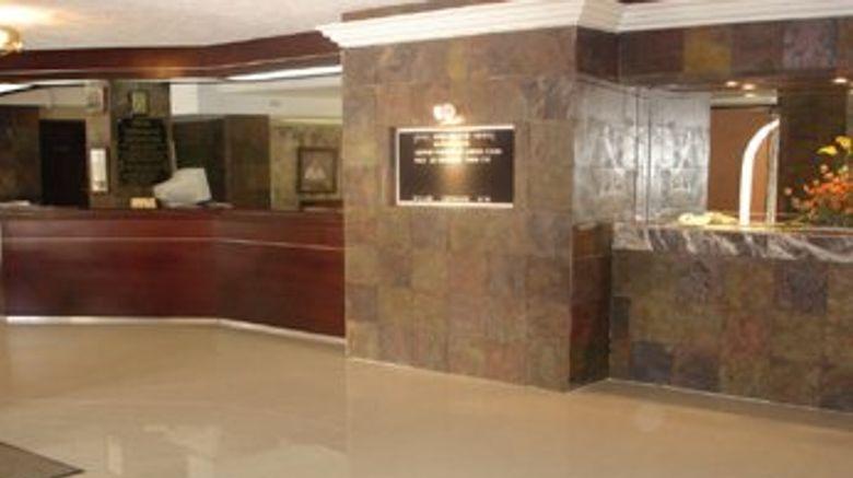Hotel Ambassador Merida Lobby
