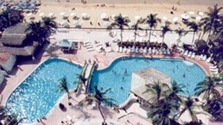 La Palapa Hotel  and  Suites Pool