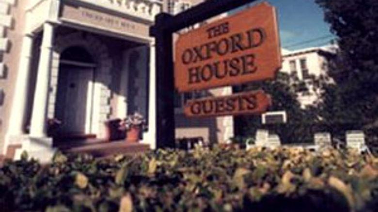 Oxford House Exterior