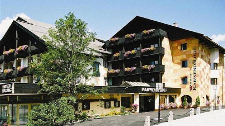 Hotel Karwendelhof Exterior