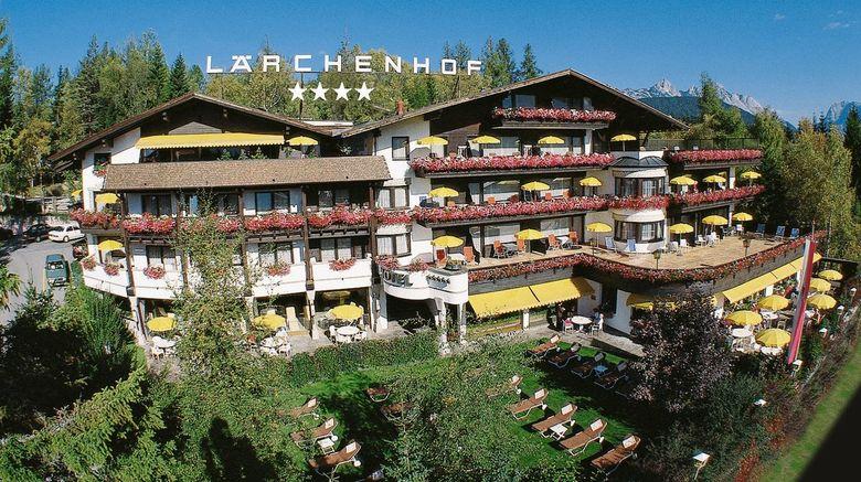 Natur Hotel Laerchenhof  Spa Exterior