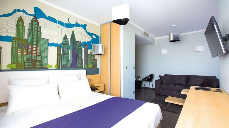 AppartCity Confort Geneve Airport Room