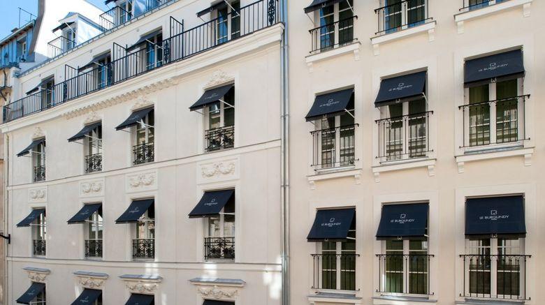 Burgundy Hotel Exterior