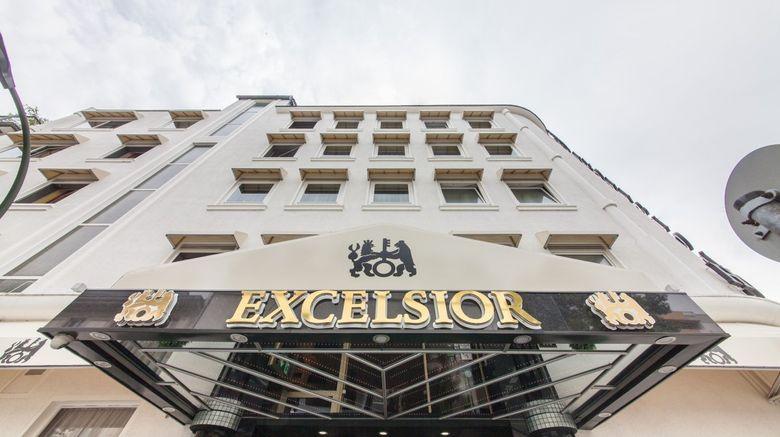 Novum Hotel Excelsior Duesseldorf Exterior