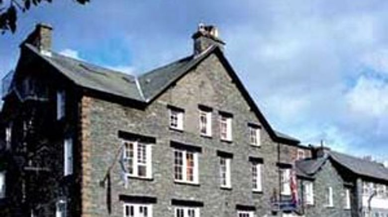 Glenridding Hotel Exterior
