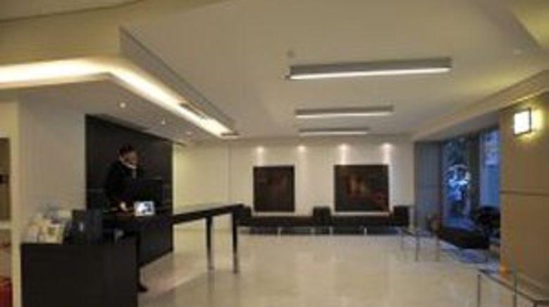 Astoria Hotel Lobby