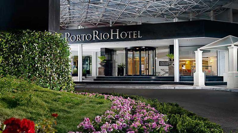 Porto Rio Hotel  and  Casino Exterior
